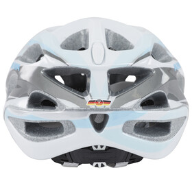 Alpina Mythos 2.0 Helmet white-lightblue-darksilver